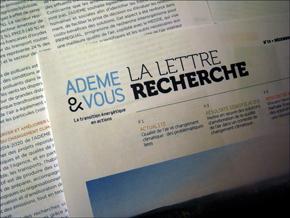 La dernière lettre de l'Ademe. Photo: PHB/Coopetic