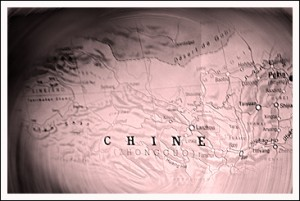 Carte de la Chine. Photo: PHB/Coopetic
