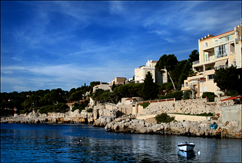 Le port de Cassis. Photo: PHB/Coopetic
