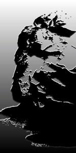 Minerai stylisé. Réalisation: PHB/Coopetic