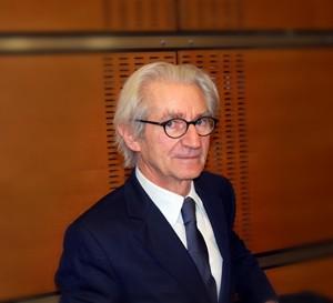 : Jean-Paul Chanteguet (député SRC) président de la commission développement durable et de l'aménagement du territoire de l'Assemblée nationale. Photo: Frédéric Hastings