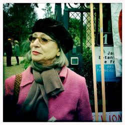 Lise Bloch-Morhange porte-parole du Comité des Serres d'Auteuil. Photo: PHB/LSDP